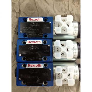 REXROTH 4WE 6 M6X/EW230N9K4/B10 R900936055 Directional spool valves