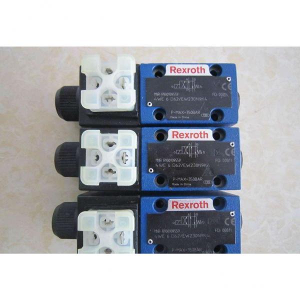 REXROTH 4WE 6 U6X/EG24N9K4/V R900927475 Directional spool valves #2 image