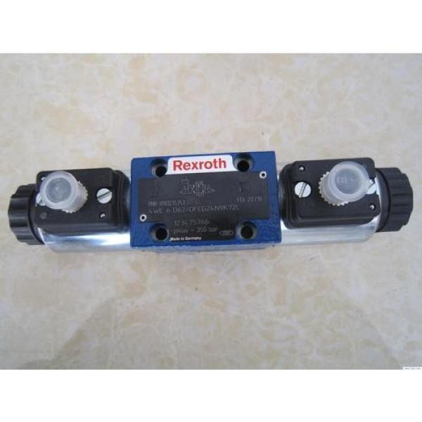 REXROTH MK 25 G1X/V R900423330 Throttle check valves #2 image